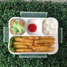 Selasa 4/9/18 Bekal Timm Bento Box, Recipe Box, Meals, Food, Meal, Essen, Yemek, Yemek, Eten