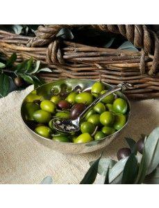 Olive Bowl & Spoon Set