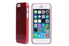 Brushed Pattern Snap-on Hard Plastic Protector Cases for iPhone 5s & iPhone 5 | Lagoo Tech