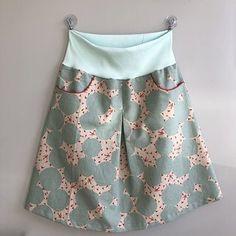 tolle amy von jolijou #nähen #selbstgemacht Mint, Amy, Bubbles, Canvas, Skirts, Tops, Women, Fashion, Dressmaking