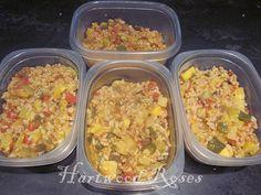 Hartwood Roses: Vegetable Hash