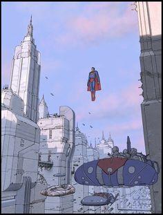 Superman by Jose Ladronn