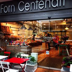 Centenari Bakery Shop