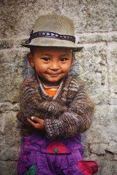 Criança da Guatemala