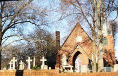 St. Lukes Episcopal Church  Lincolnton, NC