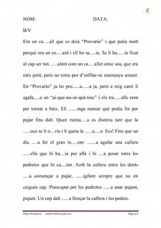 ortografia | Scribd, dictats,autodictats, etc molt bo