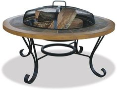 Endless Summer WAD1358SP Slate Tile/Faux Wood Outdoor Firebowl Review https://outdoorfirepitsreviews.info/endless-summer-wad1358sp-slate-tilefaux-wood-outdoor-firebowl-review/
