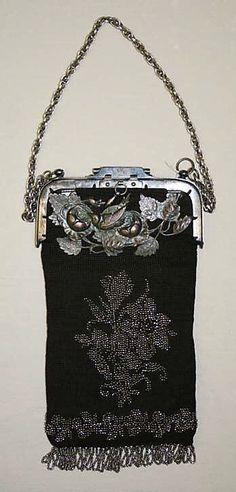 Velvet and beads