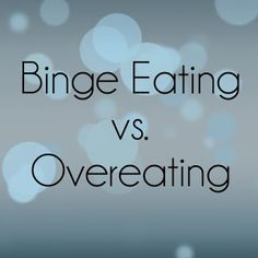 Runs for Cookies: A Series on Binge Eating, Part 1