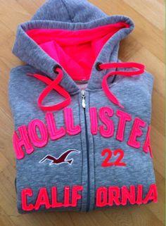 Hollister Hoodie<3