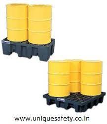 2 Drum Oil Spill Pallets