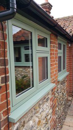 Fell Heritage Flush Frame Casement Window Katie House