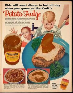 Awesome!! A chocolate topping for potatoes. Yes, that would absolutely get me to eat my baked potato!
