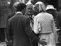 The Sun:  Arthur Edwards Royal photos-Bot's going on here, Charles?  In a rare cheeky moment for the royal couple, Prince Charles gives Di a steering pat on the behind during a trip to Gisborne on their royal tour of New Zealand in 1983.