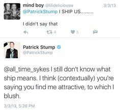 Patrick Stump