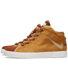 Nike LeBron XII NSW Lifestyle QS 'Lion's Mane' (Camel & Hazelnut)