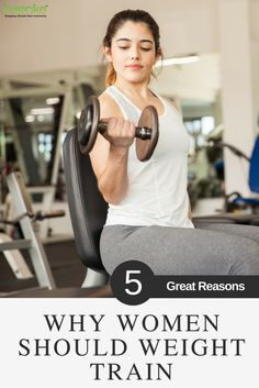 Why women should be weight training. And no, you won't bulk up! Weight lifting for women provides a host of fitness and health benefits. If you're not already doing a weight workout, now's the time to get started.