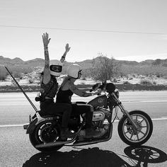 Real Motorcycle Women - rvca_womens