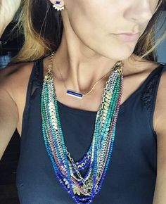 Loving the colors of the fall line Shop @ www.stelladot.com/allisonsarran