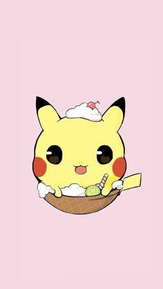 Pikachu Chibi, Chibi Kawaii, Pikachu Art, Cute Pikachu, Pokemon Fan Art, My Pokemon, Cute Chibi, Anime Chibi, Kawaii Anime