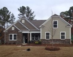 If you are looking for choices and customizable options this is the plan!  Come visit us at Lake Carolina in our  Berkley Shores neighborhood to tour this beautiful D.R. Horton home.