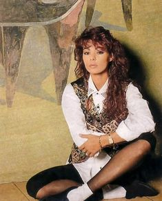 Sandro, Pop Rock Music, 80s Pop, Easy Rider, Female Singers, Beautiful Actresses, Hair Inspo, Hollywood, Style Inspiration