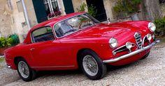 Alfa Romeo 1900 CSS Coupe Super Sprint -Carrozzeria Touring - 1953-59