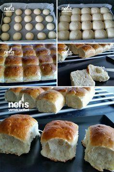 Kahvaltı İçin Yumuşacık Ekmek