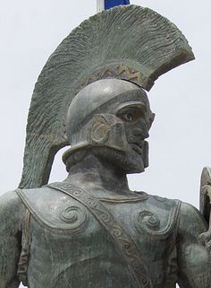 Leonidas I -was a Greek warrior king of the Greek city-state of Sparta. He led the Spartan forces during the Second Persian War and is remembered for his death at the Battle of Thermopylae. Leonidas was the third son of Anaxandridas II of Sparta, and thus belonged to the Agiad dynasty, who claimed descent from the demigod Heracles.