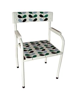 Children chair   ( inspiration: Orla Kiely)