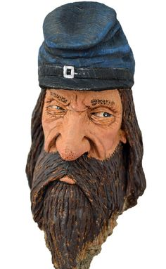 Civil War Soldier Woodcarving Handmade Woodworking by JoshCarteArt, $235.00