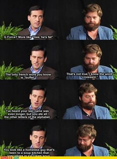 Between Two Ferns, classic
