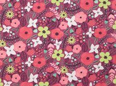 Sarawak Plum - Sarawak : Upholstery Fabrics, Prints, Drapes & Wallcoverings