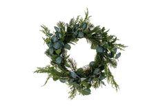 Eukalyptuskrans - juleplanter og julekranser - Lilly is Love Christmas Wreaths, Planters, Holiday Decor, Life, Christmas Swags, Holiday Burlap Wreath, Planter Boxes, Plant, Flower Pots