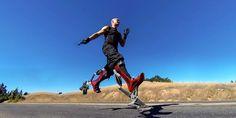 Vet! Hardlopen met een snelheid van 40 km/u - Run Magazine