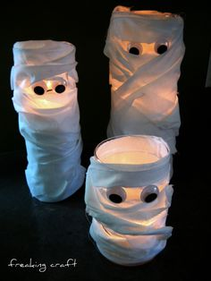 8 Ways To Mummify Your Home For Halloween
