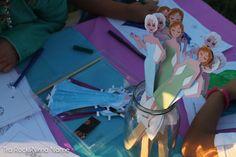 Tra Rock e Ninna Nanne - Trecca Anna: Chiara Party Frozen - Frozen kids activities