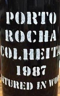 1987 Porto Rocha Porto Colheita