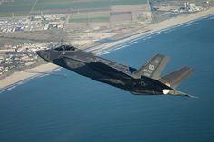 F-35A Flight Test by Lockheed Martin