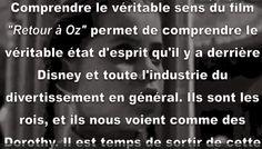 """Fawkes News: """"Retour à Oz"""" - Walt Disney et le MK-Ultra"""