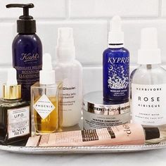 Pretty beauty products!