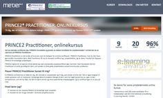 Vi anbefaler PRINCE2 Practitioner kursus hos Metier Scandinavia. #PRINCE2 #Practitioner