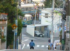 @yurikacchi  #シモチカ シモキタは坂の街。 pic.twitter.com/lOtqy239XD