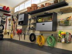 clean garage organization ideas