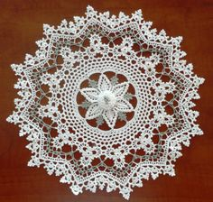 46 Irish Mystique Doily
