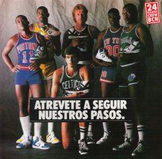 Converse retro ad-I dont speak spanish but I like the ad. Great IMC example. spanish speaker please Translate!