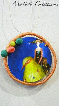 Catherine Rebeyre et Delfine Hova/Matuvu création
