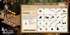 Inventaire et potions