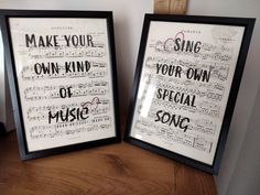 Framed original antique sheet music with inspirational quotes by MarysCuriosityStore on Etsy Price Quote, Sheet Music, How To Find Out, Inspirational Quotes, Etsy Shop, Make It Yourself, The Originals, Antiques, Frame