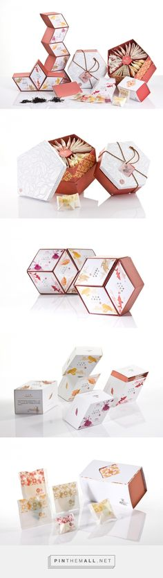 interesting concept. Different shapes are made by combining the same shaped box. Looking at different shaped boxes